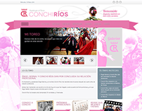 Conchi Rios Official Website