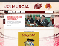 Official Website Plaza de Toros de Murcia
