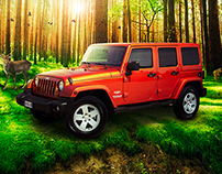 Jeep - Photo Manipulation