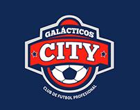 Galácticos City: Branding