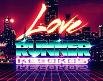 Love Runner Records Artwork Logo
