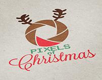 Pixels of Christmas - photo scavenger hunt game