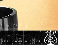 Steinway & Sons advertisement