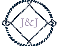 Wedding Stationary: Jackie & Jordan