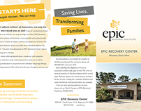 Brochure: EPIC Detox Center
