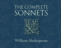 Book: The Complete Sonnets, William Shakespeare