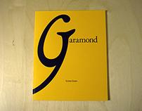 Garamond Monograph