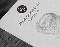 Rocío García Ledo Business Card