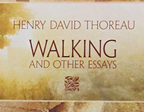 Book: Henry David Thoreau, Walking and Other Essays
