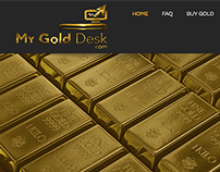 My Gold Desk - Private Online Gold Buying Group
