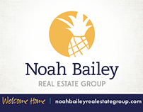 Brand Identity: Noah Bailey Real Estate Group