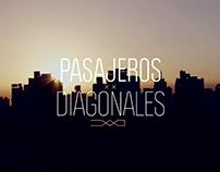 Pasajeros Diagonales