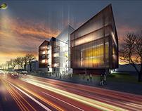 adana ticaret odası mimari proje yarışması