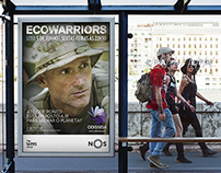 "Canal Odisea/ ""Ecowarriors"" Advertising"