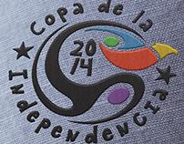 Logo - Copa de la Independencia 2014