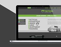 Tactical Advantage Website