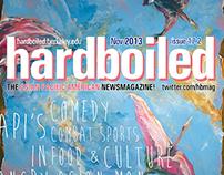 hardboiled, APA Newsmagazine Layouts