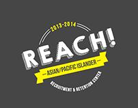 REACH! Sweatshirt Design