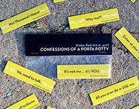Confessions of a Porta Potty