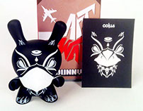 Kidrobot Art of War Series - The Harverster