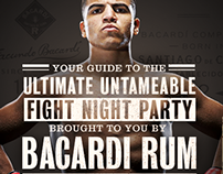 Bacardi - I Am Untameable Concept