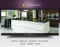 Inspiring Style - Wordpress Brochure Site