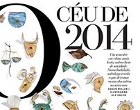 Previsões 2014 • Revista CLAUDIA