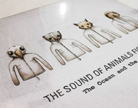 Vinilo - The Sound of Animals Fighting