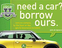Zipcar for University