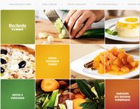 Rochedo Turbo Website // Grupo SEB