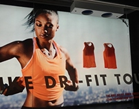 Nike Dri Fit Touch Retail Direction