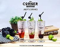 THE CORNER | POSTER DESIGN.