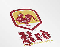 Red Chicken House Logo