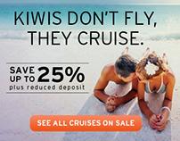 P&O Kiwi Cruise Flyer