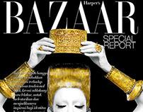 Harpers Bazaar Special Report