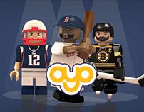 OYO Sports Toys Promo Video
