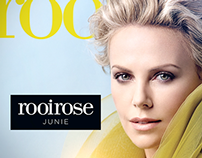 Rooi Rose Magazine Advert - June 2014 Edition