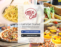Mix Eat App