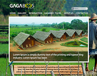 Gaga Bees Yala Web Site