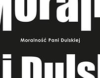 Moralnosc Pani Dulskiej - posters
