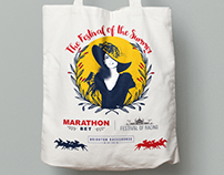 Graphic Design - Tote Bag