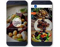 Samsung kitchen application concept