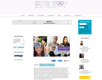 Silver Spoon Foundation Nonprofit (WordPress)