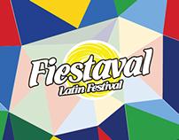 Fiestaval Latin Festival Calgary 2015 Campaign