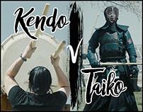 Kendo V. Taiko