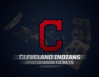 Cleveland Indians 2017 Season Ticket Concept Art