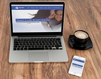 Prevenir Saúde - Web Site