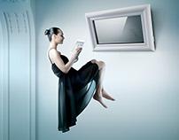 Elica advertising campaign