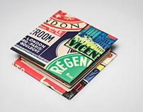 Book Design- Travel