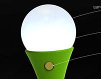 Flexible lamp